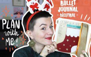 L'esprit de Noël s'empare de ton Bullet Journal pour le mois de décembre !