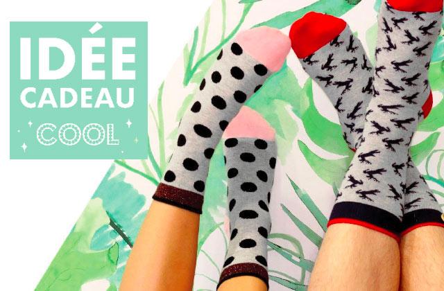 Les chaussettes pour sauver des animaux, une bonne idée cadeau pour Noël !