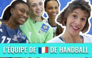 Les handballeuses françaises sont championnes d'Europe 2018 !