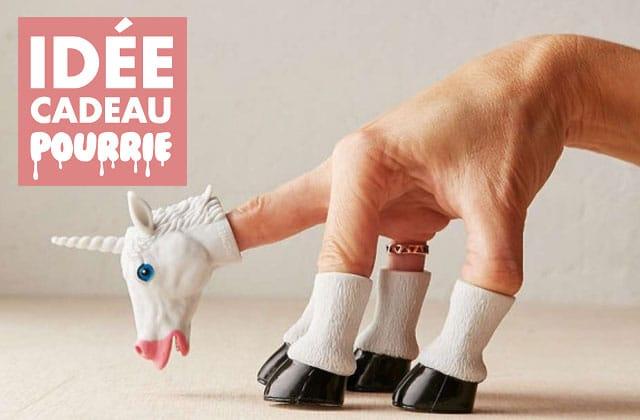 Transforme ta main en licorne avec cette idée cadeau mi-pourrie, mi-cool