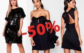 Profite de -50% sur tous les vêtements Boohoo pendant 3 jours
