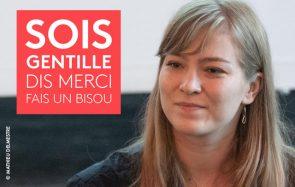 Raphaëlle Rémy-Leleu, porte-parole d'Osez le Féminisme