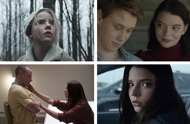 Découvre Anya Taylor-Joy en 4 films de genre complètement dingues