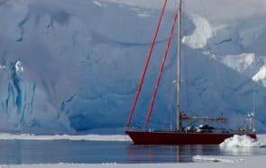 Étudiantes, nous avons passé un mois sur un voilier en Antarctique