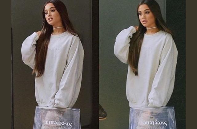 En 2018, Ariana Grande a rendu le gros pull mou encore plus cool
