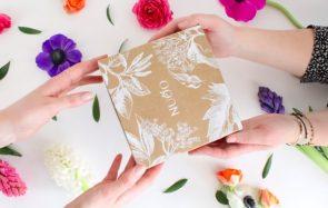 Découvre la box beauté bio NUOO, une idée cadeau cool pour Noël
