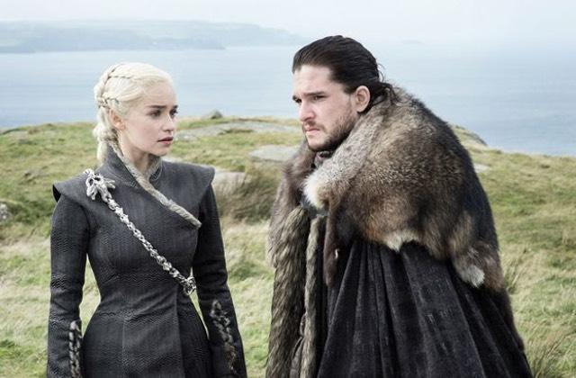 Cette théorie sur Jon et Daenerys pourrait changer le cours de Game of Thrones 8 !