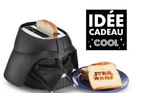 Le grille-pain Dark Vador à offrir aux fans ultimes de Star Wars pour Noël