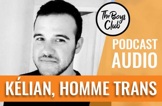 Kélian, jeune homme trans, partage sa vision de la masculinité