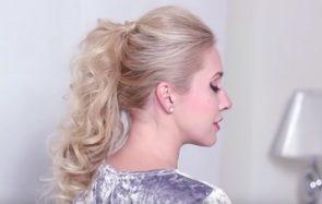 Idées de coiffure pour les fêtes, sur cheveux courts ou longs, lisses ou bouclés!