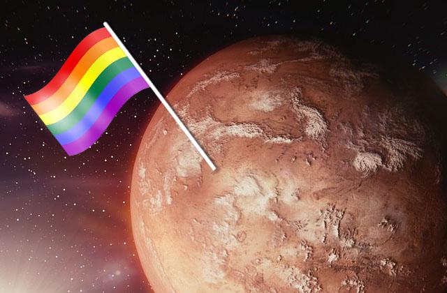 Comment le lobby LGBT va coloniser Mars