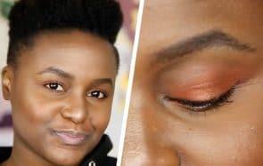 Réalise un maquillage des yeux facile pour donner bonne mine
