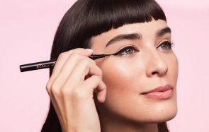 Le nouvel eye-liner Benefit va t'aider à dessiner ton regard de biche