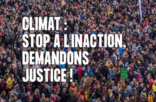 De quoi le succès historique de la pétition pour le climat est-il le nom?