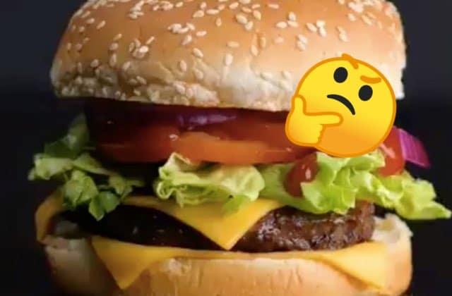 Pourquoi ton burger ne ressemblera jamais à celui de la photo