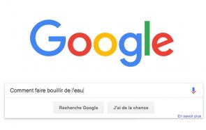 Les questions idiotes que les gens posent à Google