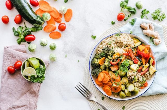 Demande des repas végétariens dans ta cantine avec #OnEstPrêt