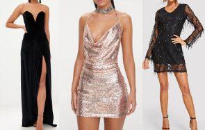 10 robes de soirée pour briller (littéralement) pendant les fêtes