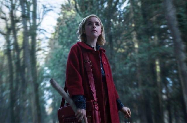 Abracadabra : Sabrina revient aujourd'hui sur Netflix !