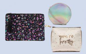Des sacs et pochettes pas chères pour les fêtes de fin d'année