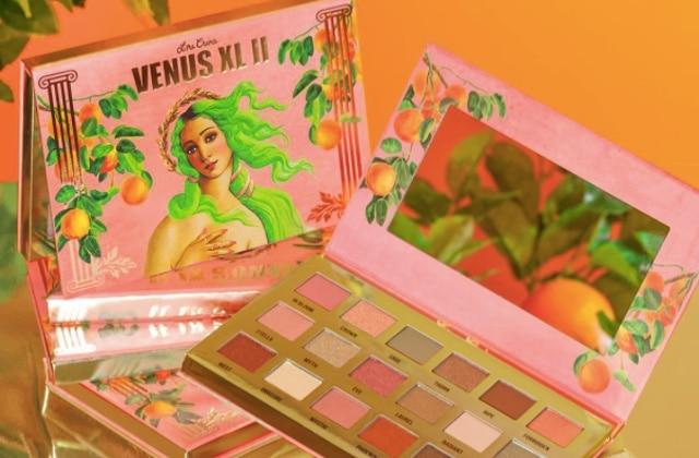 Découvre la nouvelle Venus Palette de Lime Crime, cruelty free et végane