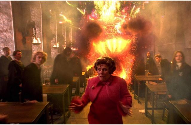 La vraie vie des ados à Poudlard, qu'on ne voit pas dans Harry Potter