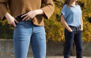 Ces jeans pour femmes ont DE VRAIES POCHES qui ne déforment pas la silhouette!