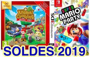 Sept jeux vidéos cool en soldes !