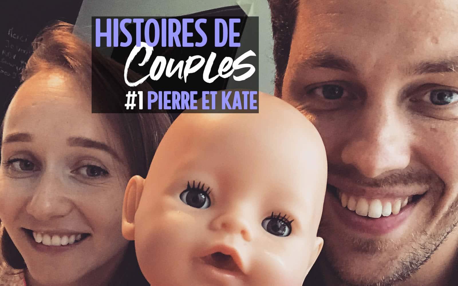 Pierre Croce et Kate : une histoire de couple à distance et sur YouTube