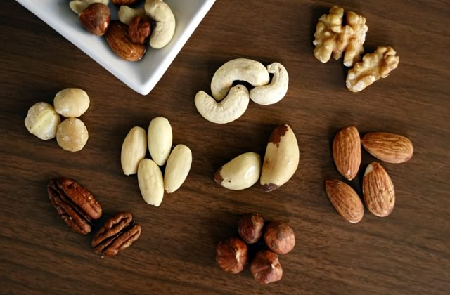 Le régime idéal pour ta santé et la planète:plus de noix, moins de viande!