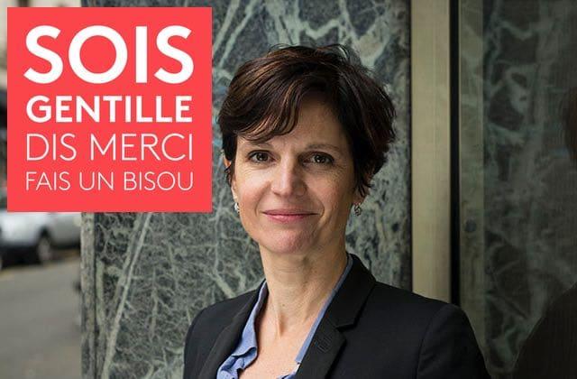 Sandrine Rousseau: «Croyez en vous, vous avez des ressources que vous n'imaginez pas!»