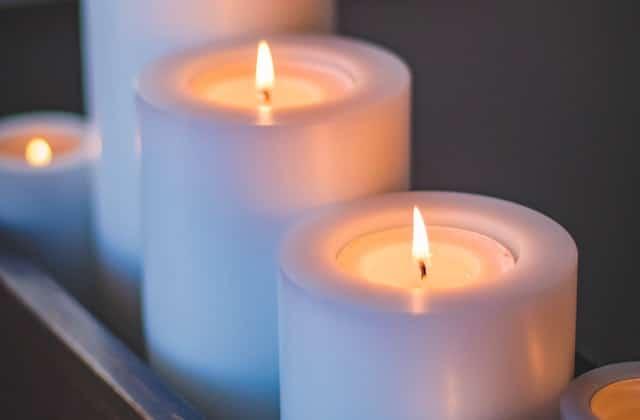 Douze jolies bougies pour réchauffer ton chez-toi