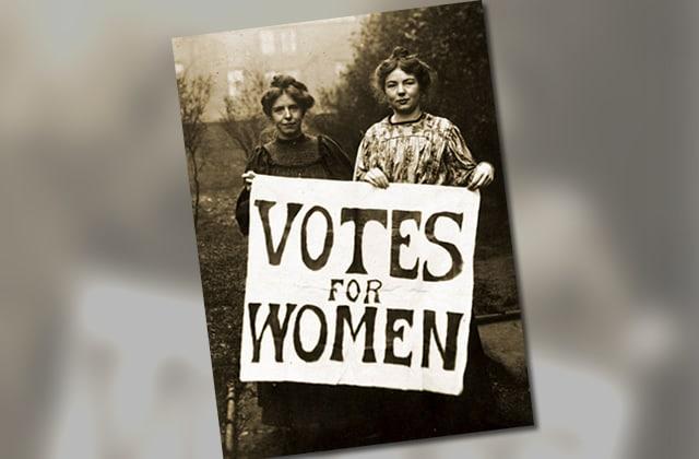 Les Suffragettes faisaient du ju-jitsu, pourquoi je l'ignorais?!