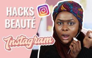 J'essaie des astuces beauté folles qui viennent d'Instagram !