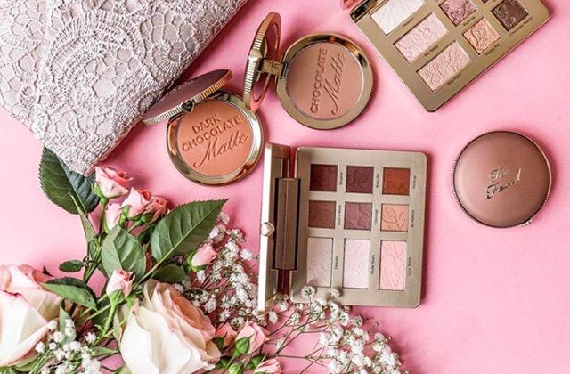 La collection Natural Lust de Too Faced célèbre le maquillage naturel