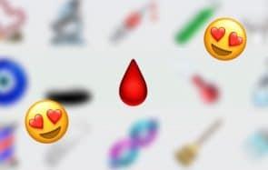 L'emoji « règles» est enfin disponible !