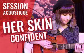 Her Skin t'invite dans son univers folk mélancolique