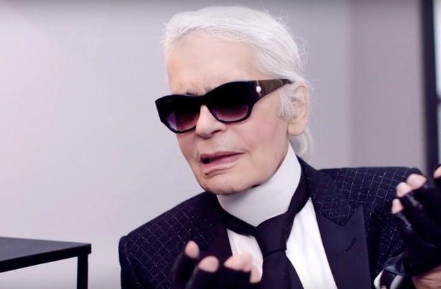 Retour sur Karl Lagerfeld, personnage iconique et mystérieux