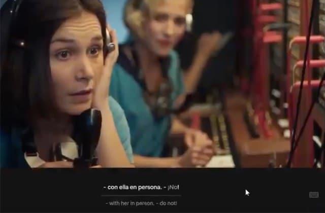 Comment apprendre une langue étrangère en matant Netflix