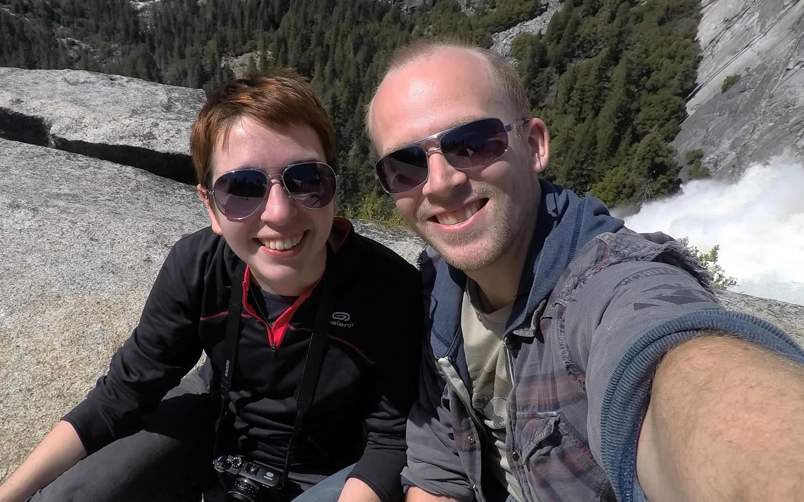 Lucile & Ray, une rencontre, une expatriation et un mariage en 2 ans