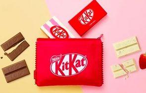 Le maquillage Kit Kat, la K-Beauty dans toute sa splendeur
