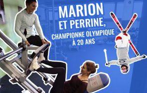 Marion rencontre Perrine, championne olympique de ski à bosses à 20 ans
