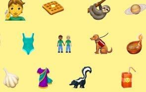 Découvre les nouveaux emojis qui arrivent à la rentrée
