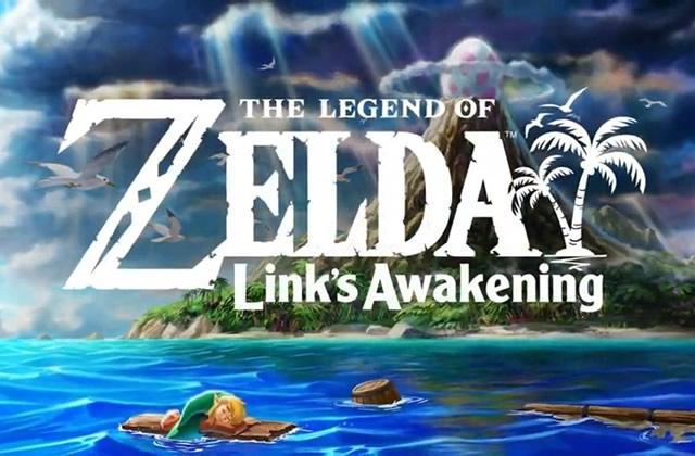 Zelda Link's Awakening, le jeu culte, de retour sur Switch!