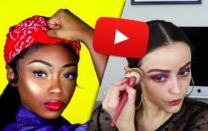 chaîne youtubeuse beauté