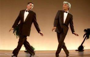 Alain Chabat et Gérard Darmon refont une Carioca à Cannes