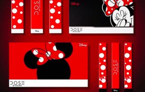Collection Minnie Mouse Dose Of Colors