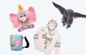La collection Dumbo de Disney va faire fondre ton cœur