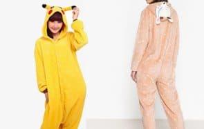 Des combinaisons de pyjama pour finir l'hiver au top du confort