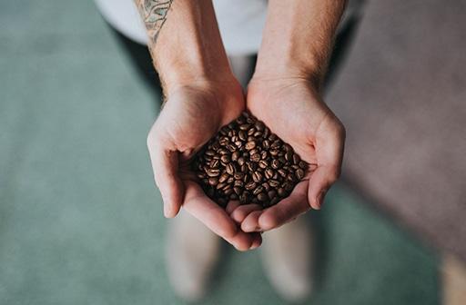 Cosmétique marc de café